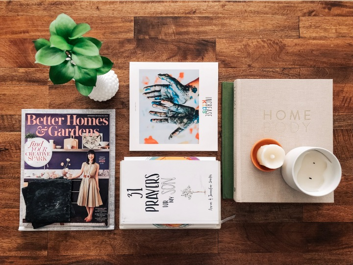 My top coffee table titles + styling & where to start